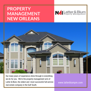Property Management in New Orleans