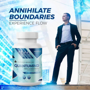 QUANTUMiND - Best supplement for energy, memory and concentration
