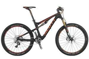 2014 SCOTT GENIUS 700 TUNED BIKE