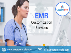 EMR Customization Services by CustomSoft
