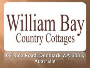 How to Get From Perth to Denmark to William Bay Country Cottages