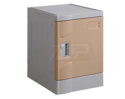 ABS Plastic Spa Locker, H452 x W320 x D420mm