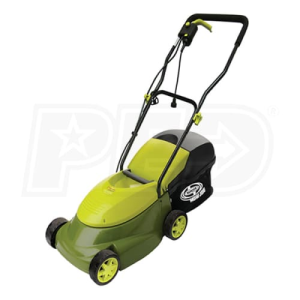 "Sun Joe (14"") 13-Amp 2-In-1 Electric Push Lawn Mower"