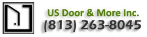 US Door and More Inc is Offering a 20% Discount to their Registered Members
