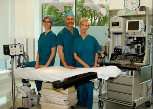Cosmetic Surgery Staff