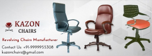 revolving chair manufacturer