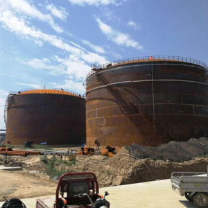 Large Fire Protection Water Storage Tank