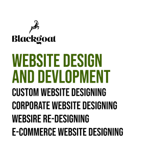 Creative web designing services