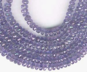 Natural Tanzanite Beads
