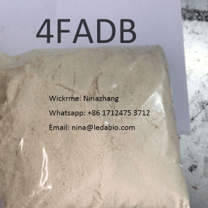 Factory price WITH High quality 4F-ADB CAS:1715016-75-3