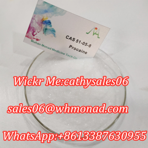 Tetracaine cas 94-24-6 Wickr Me:cathysales06