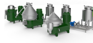 Coconut Milk Processing Machines