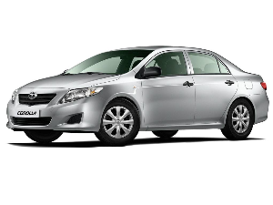We have a range of different vehicles available