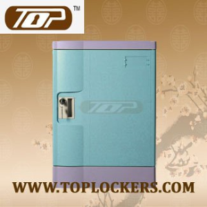 Four Tier Office Locker, ABS Plastic, Smart Designs in Interior