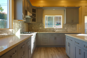 RTA Kitchen cabinets made from 100% plywood. Sold