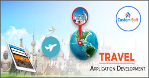 Best Travel Application developed by CustomSoft