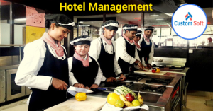 Customized Hotel Management Software by CustomSoft