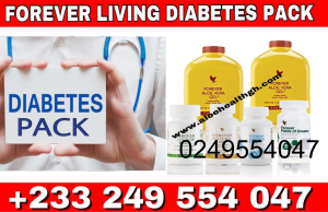 forever living diabetes pack