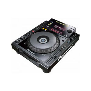 Pioneer CDJ900 DJ MP3 CD Player
