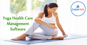 New Yoga Healthcare Management Software by CustomSoft