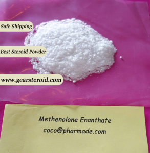 coco@pharmade.com Primobolan Depot Methenolone Enanthate