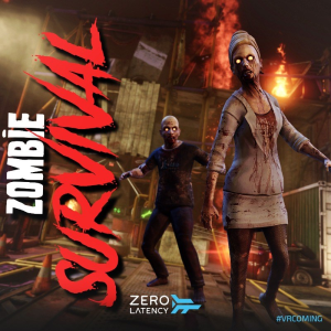 Zombie Survival Virtual Reality VR Game