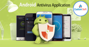 Android Anti Virus Application by CustomSoft