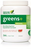 Genuine Health Green+:  A Dietary Supplement to Improve Your Nutritional Intake, Energy, and Vitality