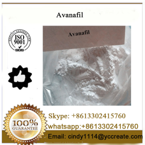 High Purity Steroid Avanafil for Sex Enhancer whatsapp+8613302415760