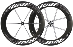 Rolf Prima Ares8 Carbon Clincher Wheelset