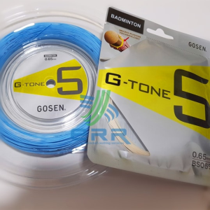 G TONE 5 BADMINTON RESTRING | GOSEN JAPAN STRING VERSION | JP ERR Racket Restring