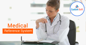 Medical Reference System developed by CustomSoft