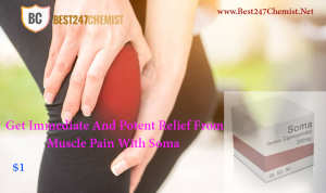 Use Soma To Manage Moderate To Extreme Muscle Pain