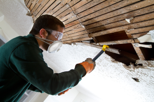Water damage repair and restoration