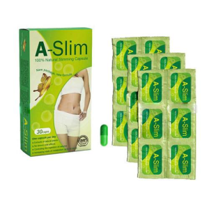 A-Slim Natural Diet Weight Loss Capsules
