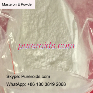 Drostanolone Enanthate Raw Powder China Supplier