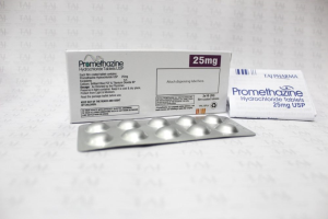 Buy Promethazine Hydrochloride Tablets USP 25mg