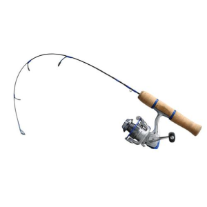 13 FISHING WHITE NOISE ICE ROD/REEL COMBOS