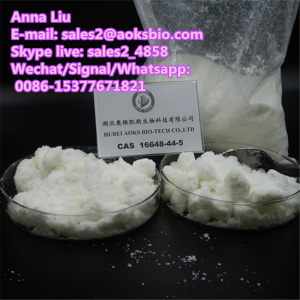 16648 44 5 Sell 16648-44-5 bmk powder / bmk glycidate / bmk intermediate best price,sales2@aoksbio.c