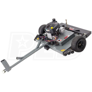 "Swisher (44"") 11.5HP Finish Cut Tow-Behind Trail Mower w/ Electric Start"