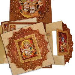 Get latest Hindu Cards for your wedding