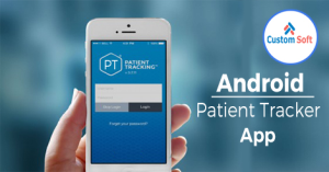 Online Patient Tracker System developed by CustomSoft