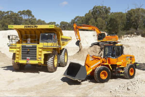 TLB AND DUMPTRUCK TRAINING