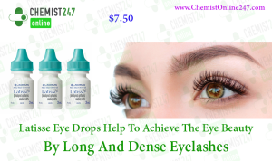 Use Latisse To Manage Glaucoma And Hypotrichosis