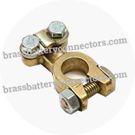 Battery Terminals - Brass Battery Terminals
