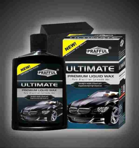 PRAFFUL Ultimate Car Polish 150ML