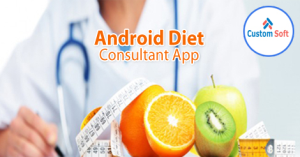 Android Diet Consultants app by CustomSoft