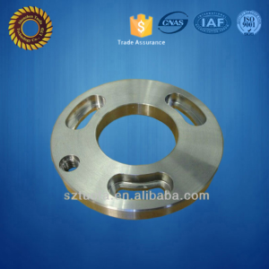 Chrome Plated Steel Precision CNC Machining Parts