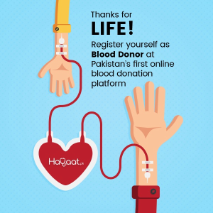 Find Blood Donors