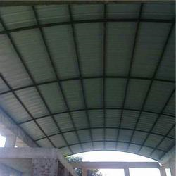 Colour Coated Roof Work